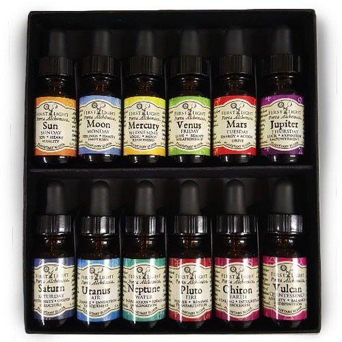 Porta Alchémica® Planetary Elixirs Collection