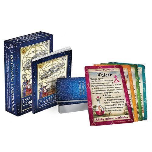 The Celestial Compendium Card Deck