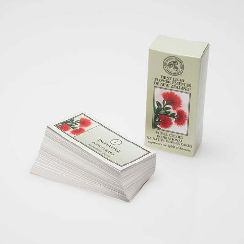 Flower Essence Cards No's 1-84 Boxed Set Small