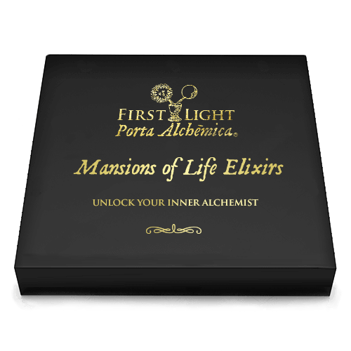 Mansions of Life Elixirs Empty Display Box