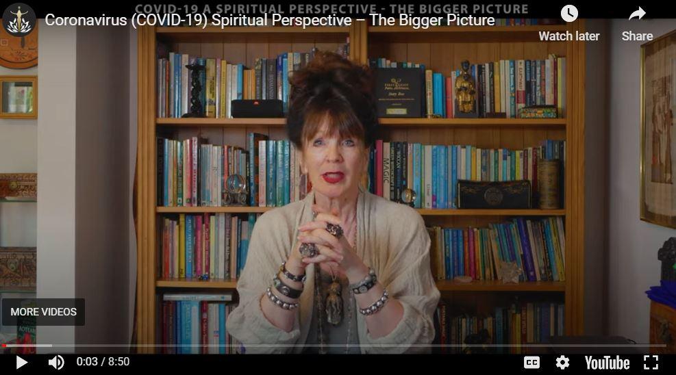 Coronavirus (COVID-19) Spiritual Perspective – The Bigger Picture