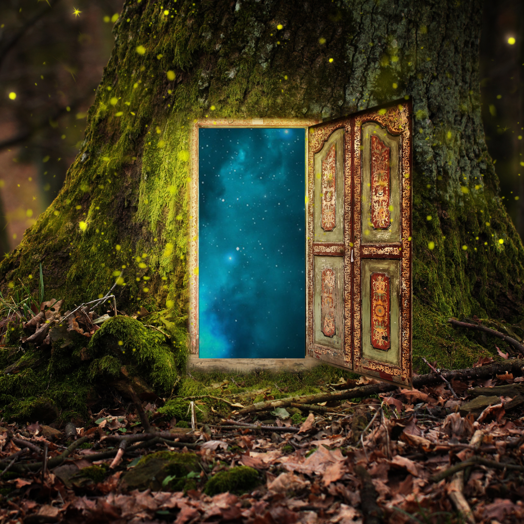 Step Into Your Magical Self and Co-Create a New World