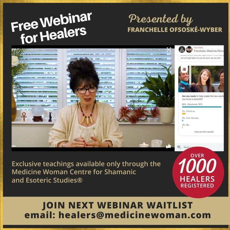 Healers Webinar